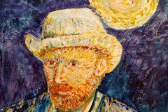 Marijke Roeterdink - De jonge van Gogh