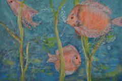 Hennie van Essen - Vissen
